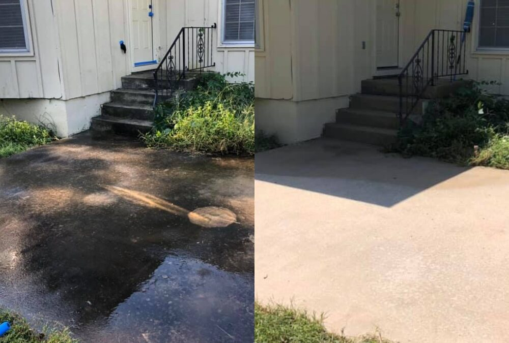5 Main Reasons Why You Should Pressure Wash Your House This Spring